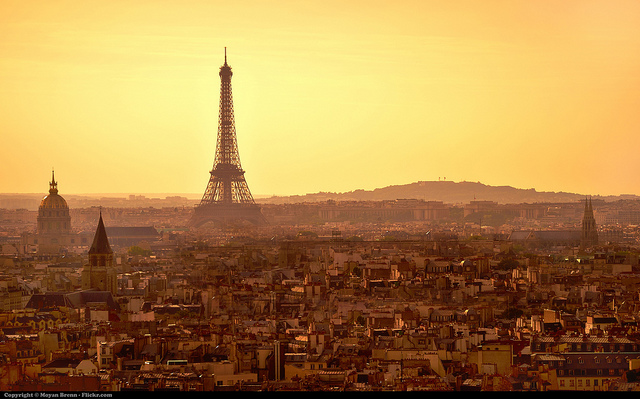 wifi gratis en París