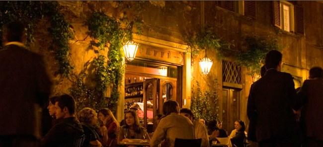 Caffe de la Pace Free wi-fi in Rome