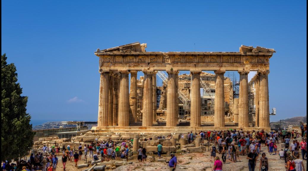 Wifi gratis en Atenas