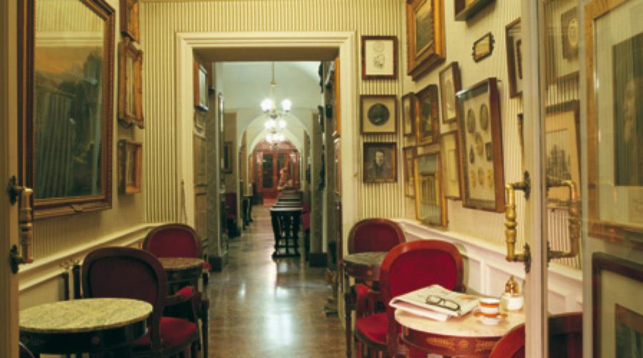 Antico Caffe Greco Free wi-fi in Rome