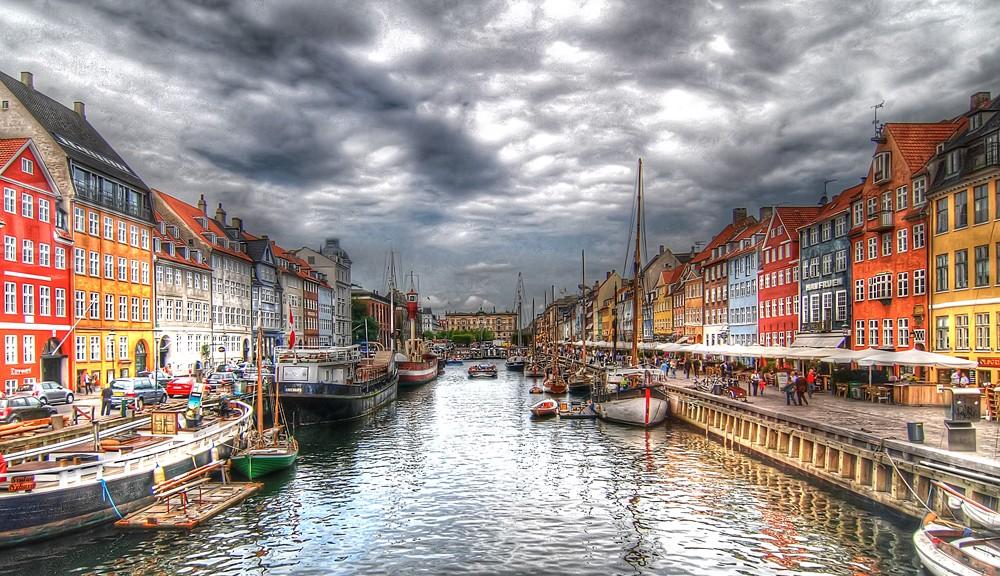 Wifi gratis en Copenhagen