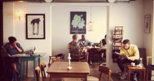 bevars free Wi-Fi in Copenhagen