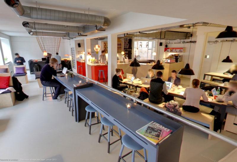 republikken free Wi-Fi in Copenhagen